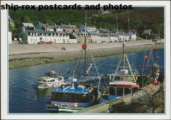 Ullapool (Ross-shire) postcard (h)